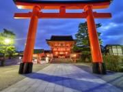 Du lịch - Fushimi Inari, ngôi đền ngàn cổng kỳ lạ ở Nhật Bản