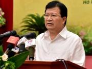 Tin tức trong ngày - Phó Thủ tướng: Sớm công bố khi nào biển miền Trung an toàn