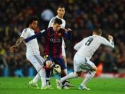 """Bóng đá - Barca & Real: Vua trên sân, """"Chúa Chổm"""" ngoài đời"""