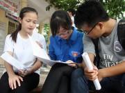 Giáo dục - du học - Hôm nay, các trường đồng loạt công bố điểm thi