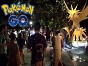 Công nghệ thông tin - Video: Người Mỹ đang phát cuồng với Pokémon GO