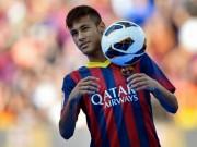 Bóng đá - Neymar lên tầm thế giới nhờ huyền thoại futsal Falcao