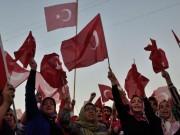 Đảo chính ở Thổ Nhĩ Kỳ suýt chạm đến thành công
