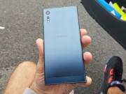 Dế sắp ra lò - Điện thoại cao cấp Sony Xperia F8331 bị lộ ảnh