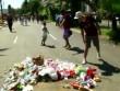 Dân nhổ nước bọt nơi kẻ thảm sát 84 người ở Pháp bị bắn