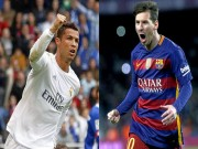 Bóng đá - Cầu thủ hay nhất châu Âu: Messi, Ronaldo chưa chắc thắng