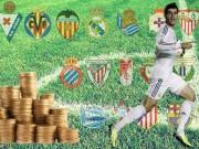 """Bóng đá - Mua sắm hè: NHA """"vung tay quá trán"""", La Liga rón rén"""