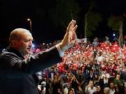 Báo Thổ Nhĩ Kỳ: Chính Mỹ mưu sát Tổng thống Erdogan