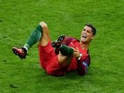 Bóng đá - Ronaldo chấn thương: Mong đừng như Falcao