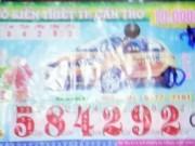 Tin tức trong ngày - Trộm tờ vé số trúng thưởng 10 triệu đồng để… làm từ thiện