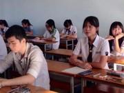 Giáo dục - du học - Trường ĐH Luật TP.HCM công bố nhầm điểm thi môn tiếng Anh