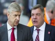 Bóng đá - Bị Wenger từ chối, FA bổ nhiệm Allardyce dẫn dắt ĐT Anh