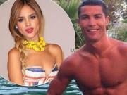 Bóng đá - Lộ bạn gái tin đồn mới đẹp tuyệt trần của Ronaldo
