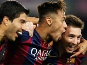 """Bóng đá - Barca bị các SAO tấn công """"xua đuổi"""": Lỗi tại MSN"""