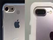 Dế sắp ra lò - Chỉ có hai phiên bản iPhone 7 được trình làng