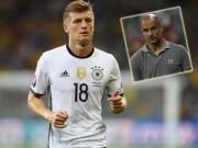 Bóng đá - Vì tiki-taka, Pep thúc Man City mua Kroos 50 triệu bảng