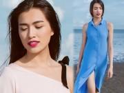 Thời trang - Á hậu Lệ Hằng quyến rũ bên bờ biển Cần Giờ