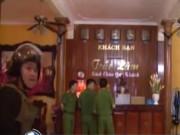 """An ninh Xã hội - Phá """"động"""" mại dâm trá hình chấn động Thái Binh"""