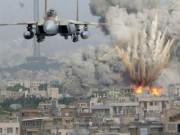 Thế giới - Máy bay Mỹ bị tố không kích chết 73 dân thường ở Syria