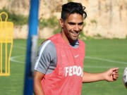 """Bóng đá - Trở lại Monaco, Falcao ghi bàn như """"điên"""""""