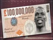 """Bóng đá - Mua Pogba 100 triệu bảng, MU sẽ là 1 """"Galacticos"""" mới?"""
