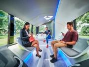 Tư vấn - Chết mê xe Future Bus tự lái đẹp như mơ của Mercedes-Benz