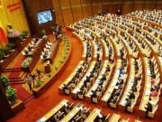 Tin tức trong ngày - Không tăng thêm một Phó chủ tịch Quốc hội
