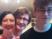 Bà mẹ kết hôn với chàng trai giống hệt con trai mình