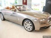 Tư vấn - Xế siêu sang Rolls-Royce Dawn ra mắt, giá 1 triệu đô