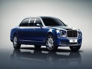 Bentley cân nhắc phát triển phiên bản giới hạn dựa trên Mulsanne