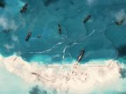 Thế giới - 3 năm TQ xây đảo nhân tạo tàn hại Biển Đông thế nào