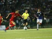 Bóng đá - U16 Việt Nam - U16 Campuchia: Bản lĩnh thép