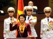Hôm nay, tân Chủ tịch Quốc hội tuyên thệ