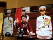 Tin tức trong ngày - Chủ tịch Quốc hội Nguyễn Thị Kim Ngân tuyên thệ nhậm chức
