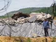 Tin tức trong ngày - Cận cảnh nhà máy xử lý rác thải Formosa khiến dân phải bỏ đi