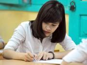Giáo dục - du học - Kỳ thi THPT quốc gia: Giữ hay bỏ phần tự luận môn Tiếng Anh?