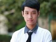 Giáo dục - du học - Chàng thủ khoa khối A1 trường danh tiếng nhất thành Nam
