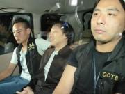 Trùm hội Tam Hoàng bị bắt khi vừa xuống máy bay