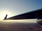 """Công nghệ thông tin - Máy bay phát Internet xuống đất của Facebook """"chạy"""" tốt"""