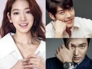 """Lee Min Ho  """" lên đời """"  nhờ đóng cặp với Park Shin Hye"""