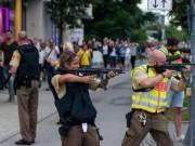Thế giới - Ảnh hiện trường xả súng khiến 10 người chết ở Đức