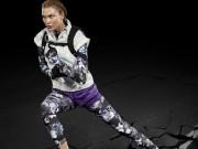 Thời trang - Mẫu nội y cực kỳ ấn tượng với trang phục thể thao