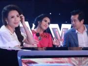 Thanh Lam khó chịu ra mặt với Hương Hồ trên truyền hình