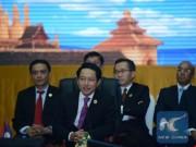 Thế giới - Hội nghị Bộ trưởng ASEAN bế tắc vì phán quyết Biển Đông