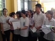 Giáo dục - du học - Ngày 28/7, Bộ GD-ĐT dự kiến công bố điểm sàn