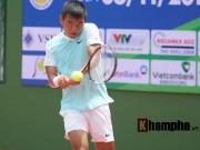 Thể thao - Hoàng Nam vào vòng 2 Men's Futures gặp hạt giống số 1