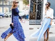 Thời trang - Kiểu chân váy dễ biến phái đẹp thành nữ thần công sở