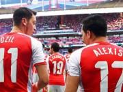 """Bóng đá - Sanchez, Ozil bị chê chưa đủ """"trình"""" gánh vác Arsenal"""