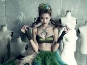 """Thế giới thời trang - Vietnam's Next Top Model """"bứt phá mọi giới hạn"""" ý tưởng"""