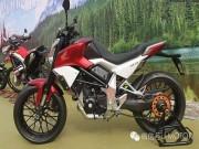 Thế giới xe - Honda CBR250RR bản thể thao chồm lỡ lộ ảnh